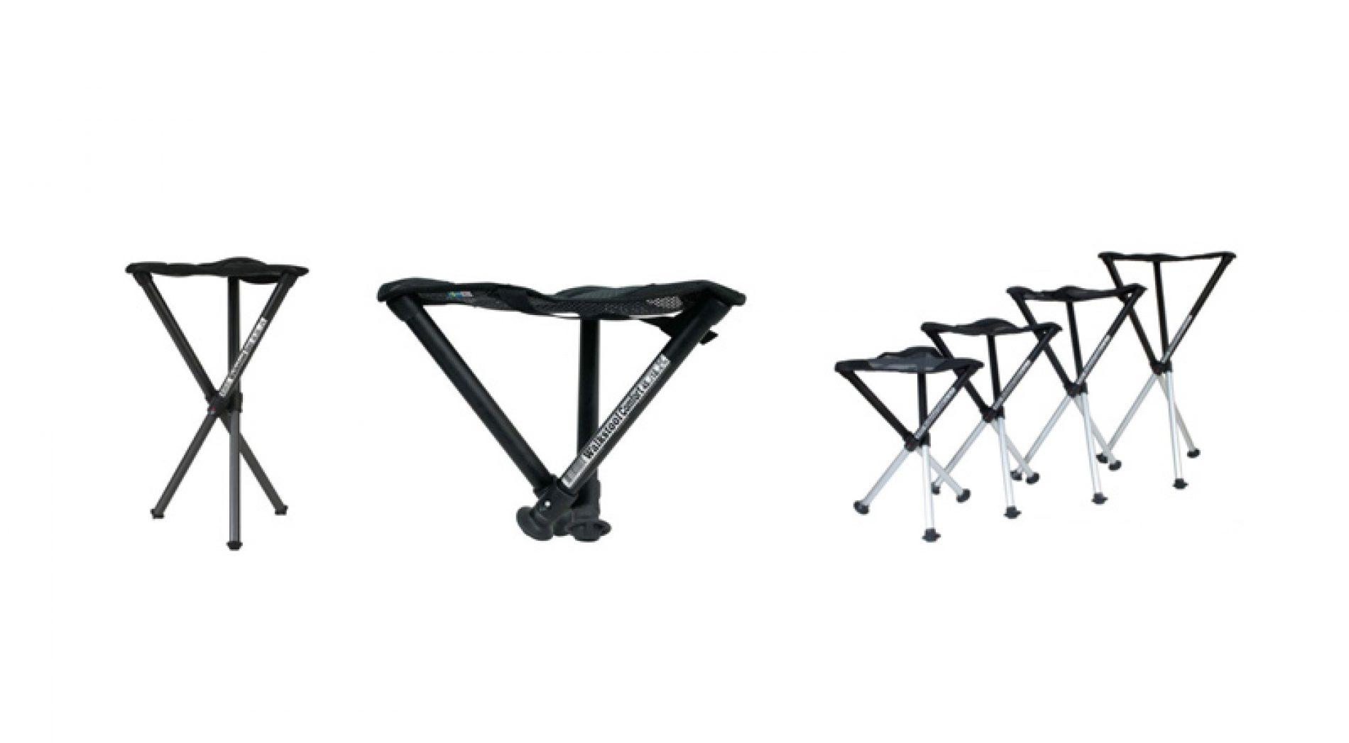 Walkstool, la mejor silla plegable con tres patas telescópicas del mercado