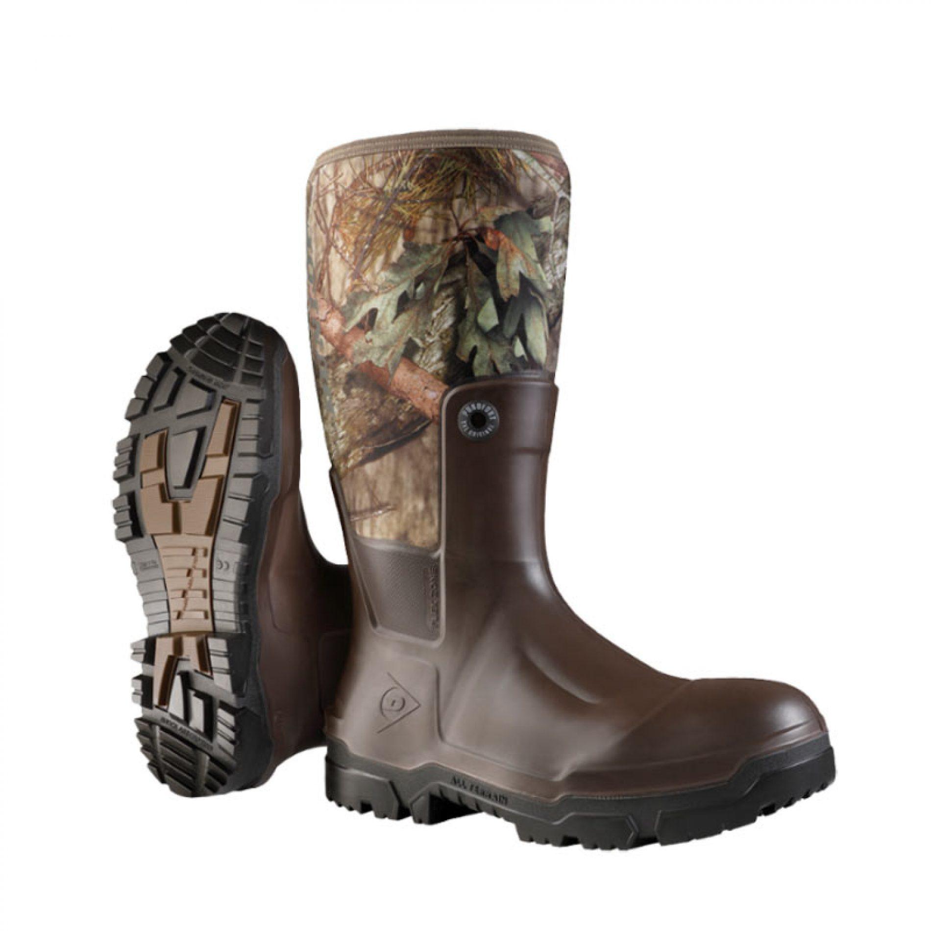 Dunlop Snugboots, la última generación de botas de agua para caza