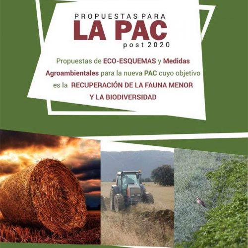 La FAC recabará el apoyo de los partidos políticos a una PAC que concilie la rentabilidad con la conservación
