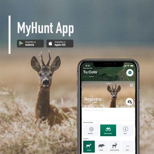 MyHunt: App de caza hecha por y para cazadores
