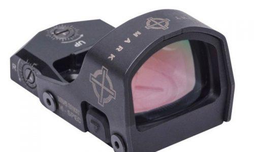 Un diminuto y versátil visor réflex Sighmark Mini Shot M-Spec
