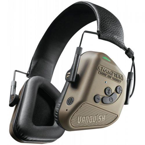 Nueva gama de cascos electrónicos Champion Vanquish