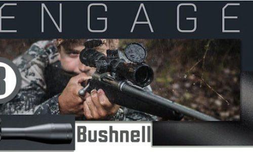 Visores BUSHNELL ENGAGE. La familia tecnológicamente avanzada más popular