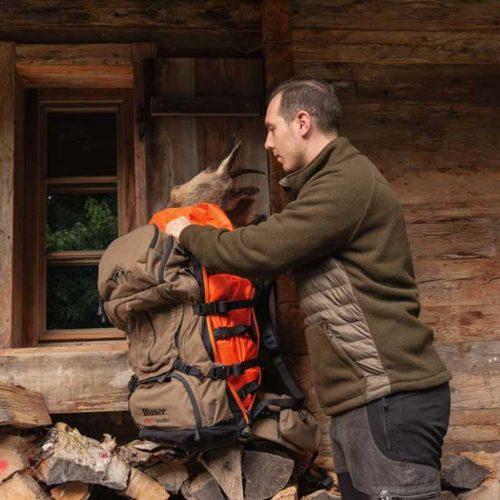 La mochila del cazador experimentado, Blaser Ultimate Expedition