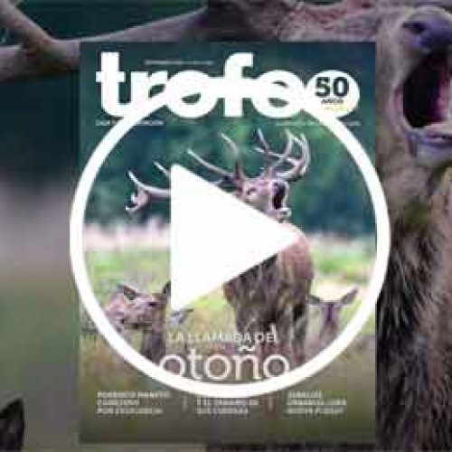 Revista Trofeo Caza septiembre 2020