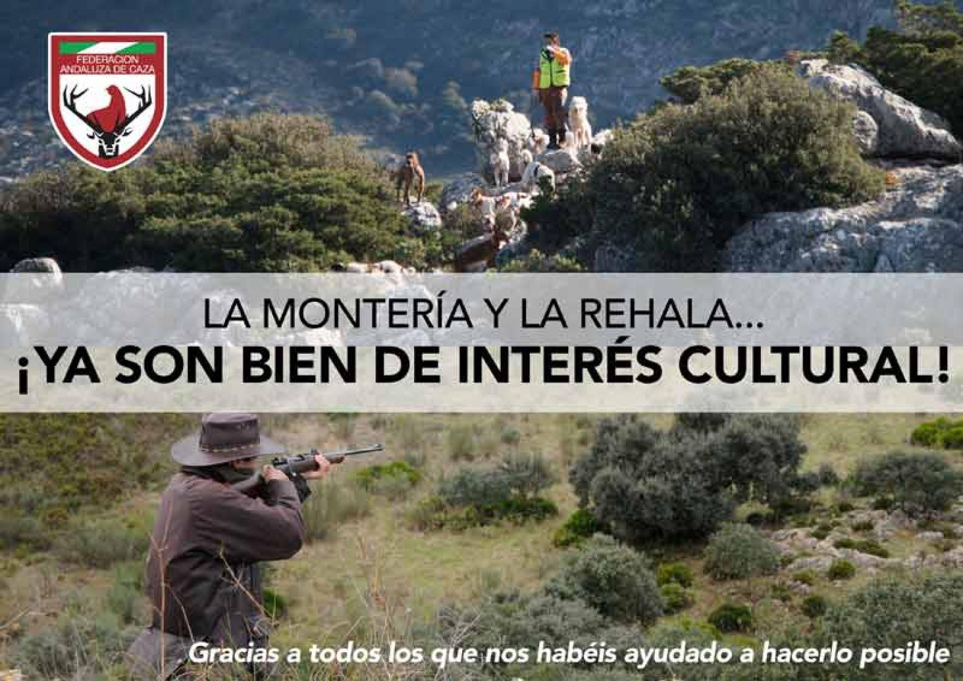 La Montería y la Rehala ya son Bien de Interés Cultural en Andalucía