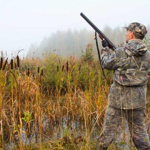 En Madrid ya se puede salir de casa para ir a cazar