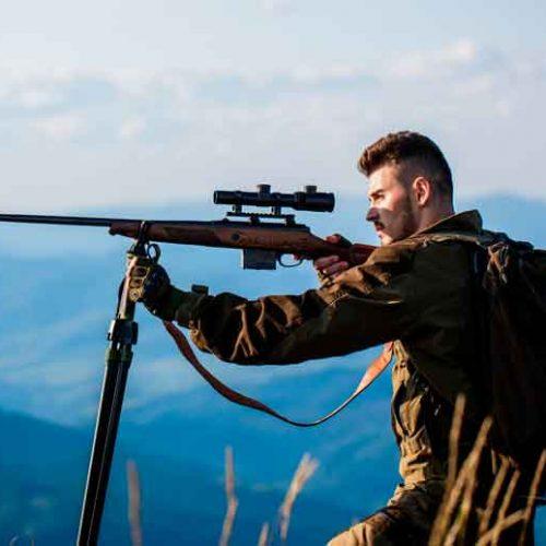 2- ¿Se puede cazar?