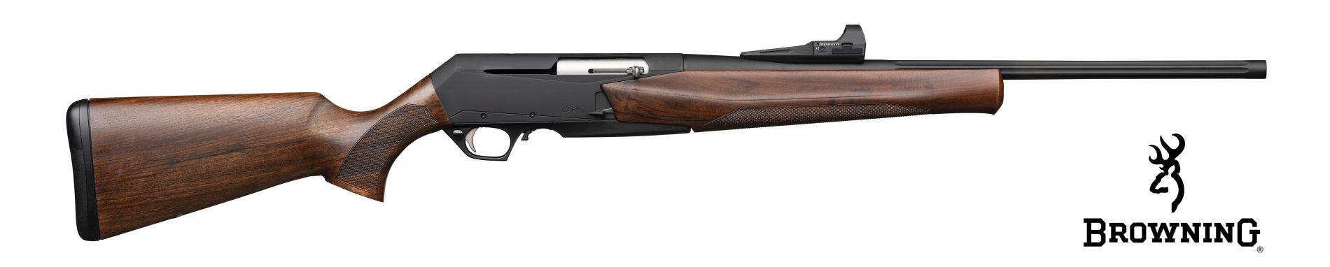 Nuevo rifle semiautomático: BAR MK3 REFLEX HUNTER
