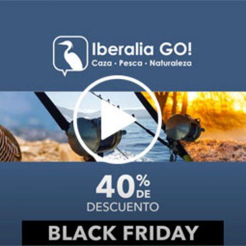 OBJETIVO BLACK FRIDAY 40% Dto. en Iberalia Go!