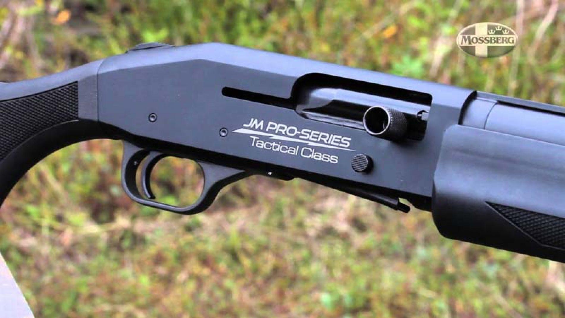 BORCHERS anuncia la disponibilidad de la escopeta semiautomática MOSSBERG 930 JM Pro-Series