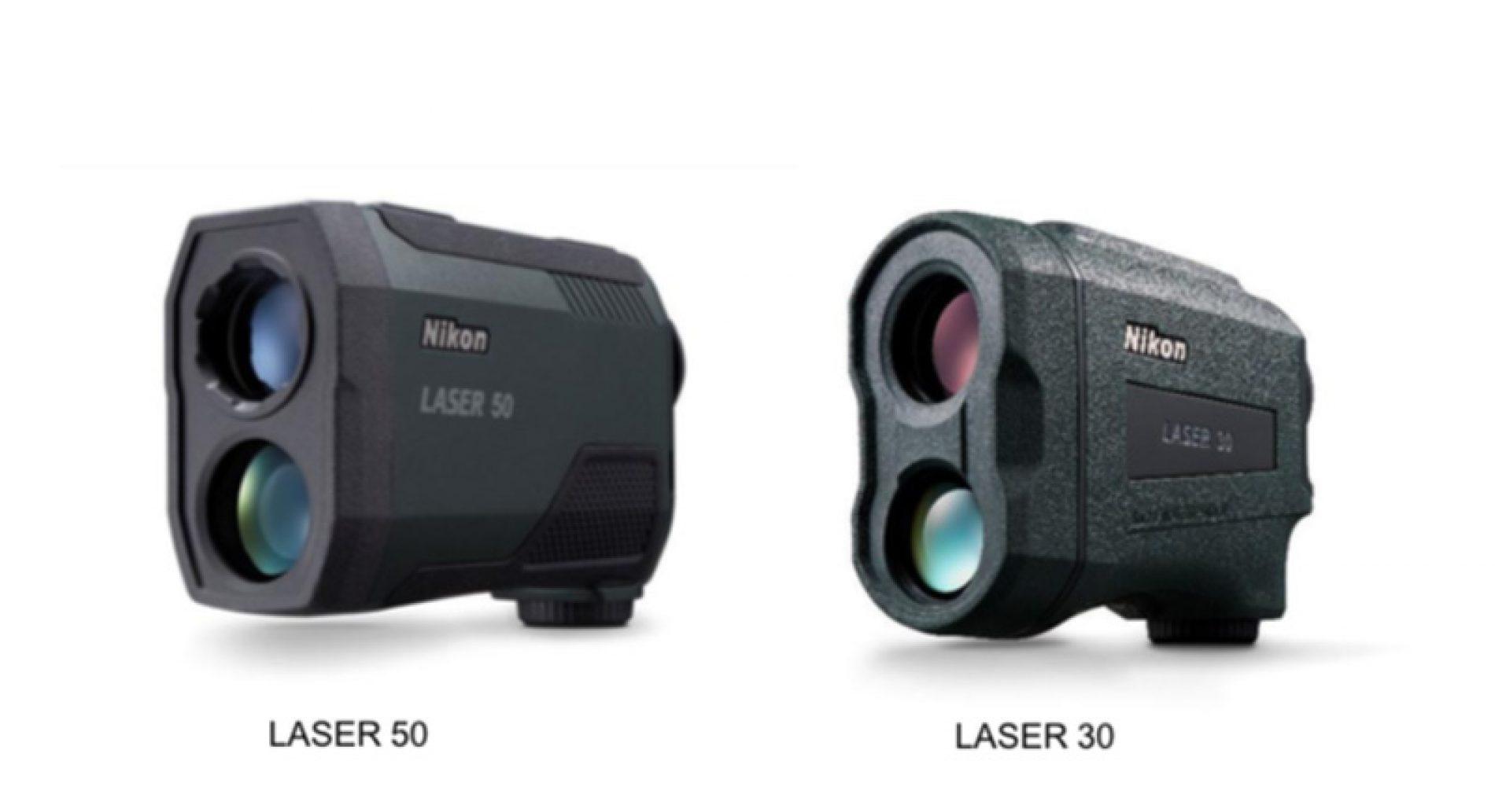 Nikon presenta Laser 50 y Laser 30, sus nuevos modelos de telémetro láser