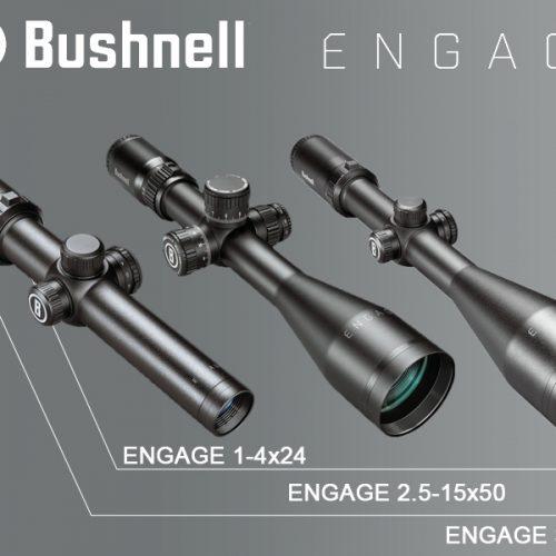 Visores Bushnell ENGAGE