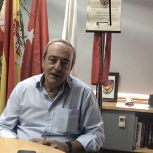 Antonio Garcia Ceva reelegido presidente de la Federación Madrileña de Caza