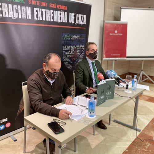 Presentado el cuarto Informe sobre la situación de la Caza en Extremadura