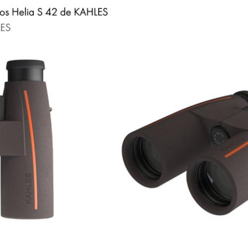 Nuevos prismáticos Helia S 42 de Kahles