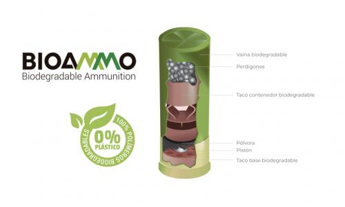 La Federación Madrileña de Caza respalda la utilización de vainas y tacos degradables