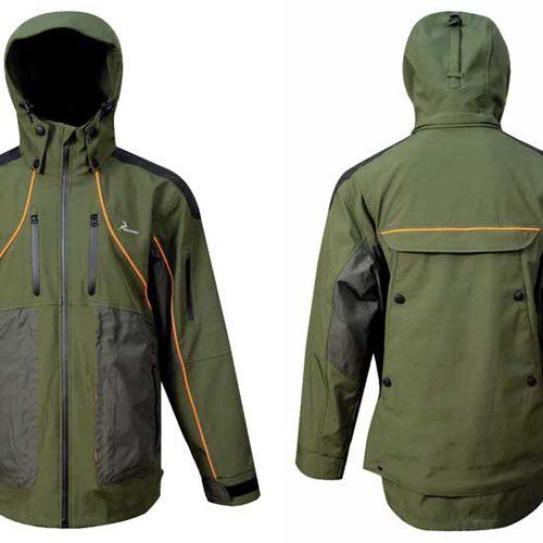 Al mal tiempo, buena cara, con la chaqueta impermeable Konustex Kreato, de Arcea