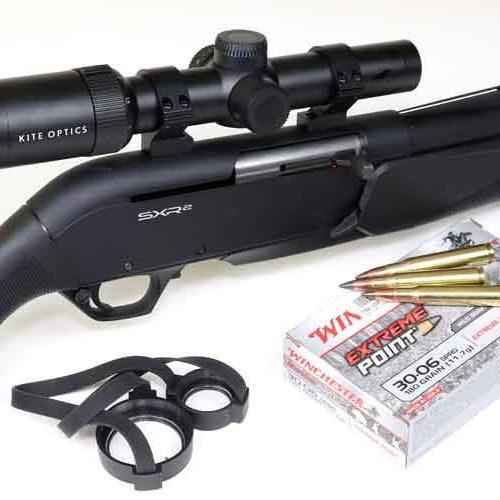 Winchester SXR2, nueva versión del Super X Rifle Vulcan