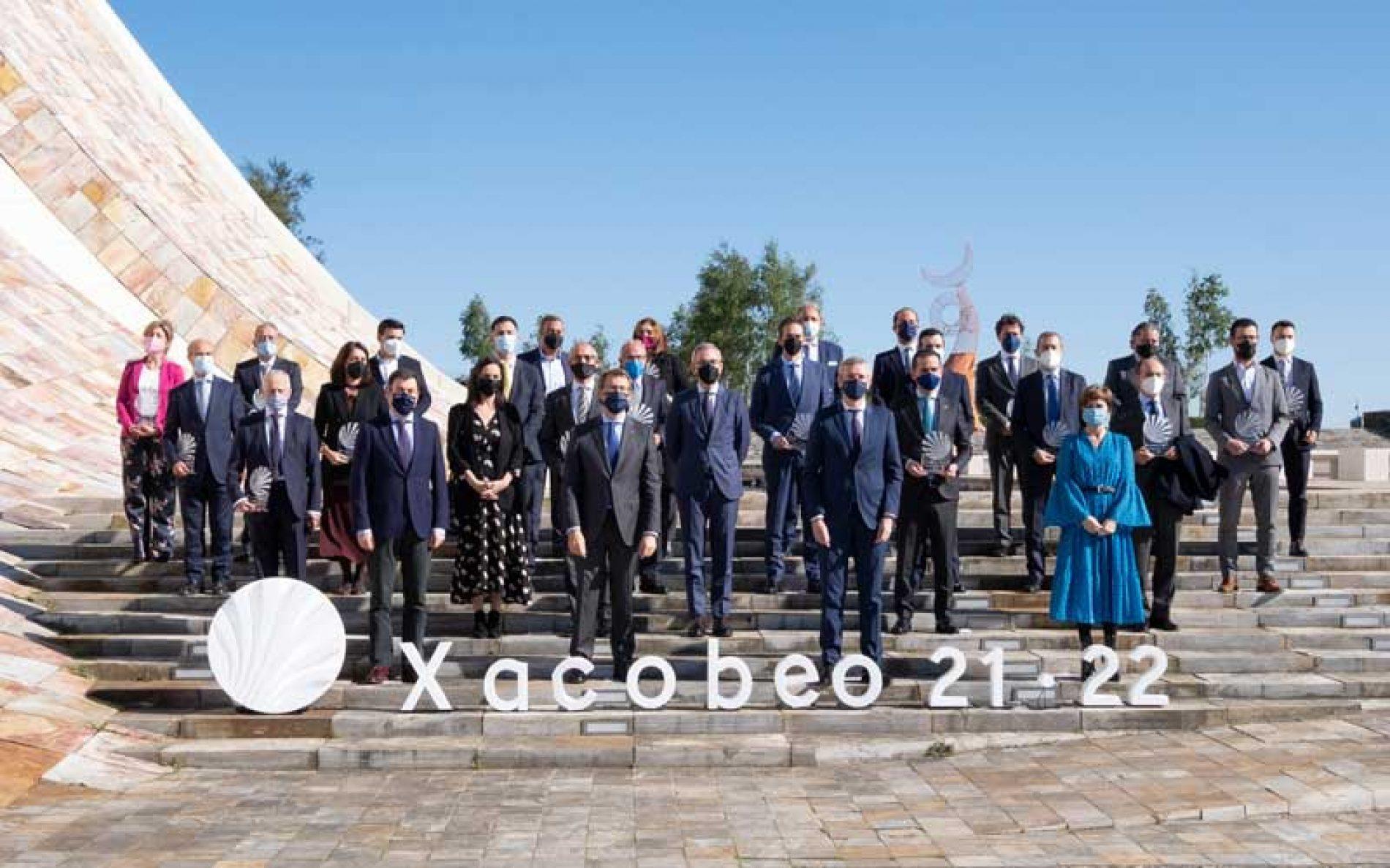 Chiruca, marca oficial del Xacobeo 2021/2022