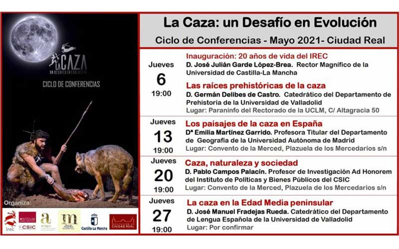 Ciclo conferencias IREC