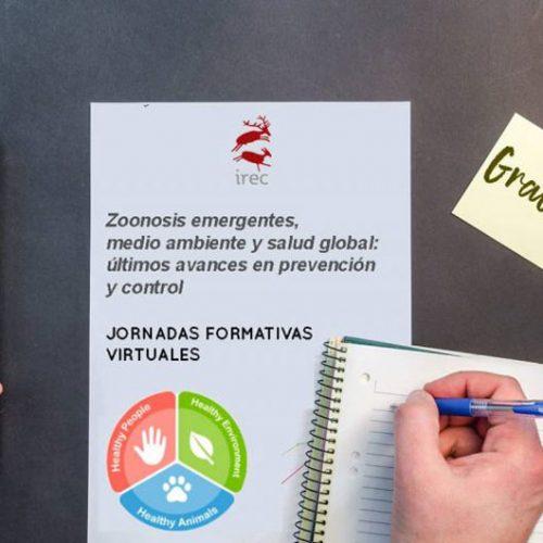 Las zoonosis emergentes centran las nuevas jornadas formativas virtuales del IREC