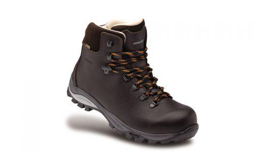 Botas impermeables Konustex Certano, de Arcea, para protegerte del frío y la lluvia