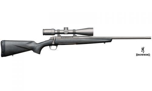 X-Bolt Pro Carbon de Browning, la nueva referencia en rifles de cerrojo