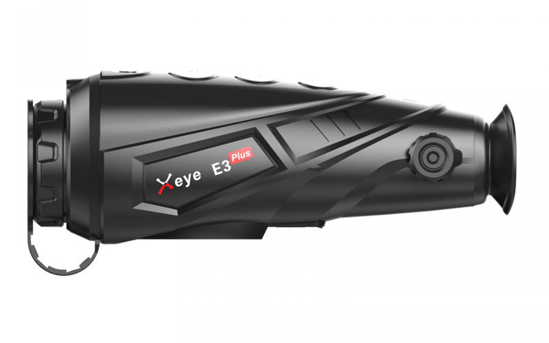 Monocular térmico XEye II series E3plus V2.0, para explorar la noche