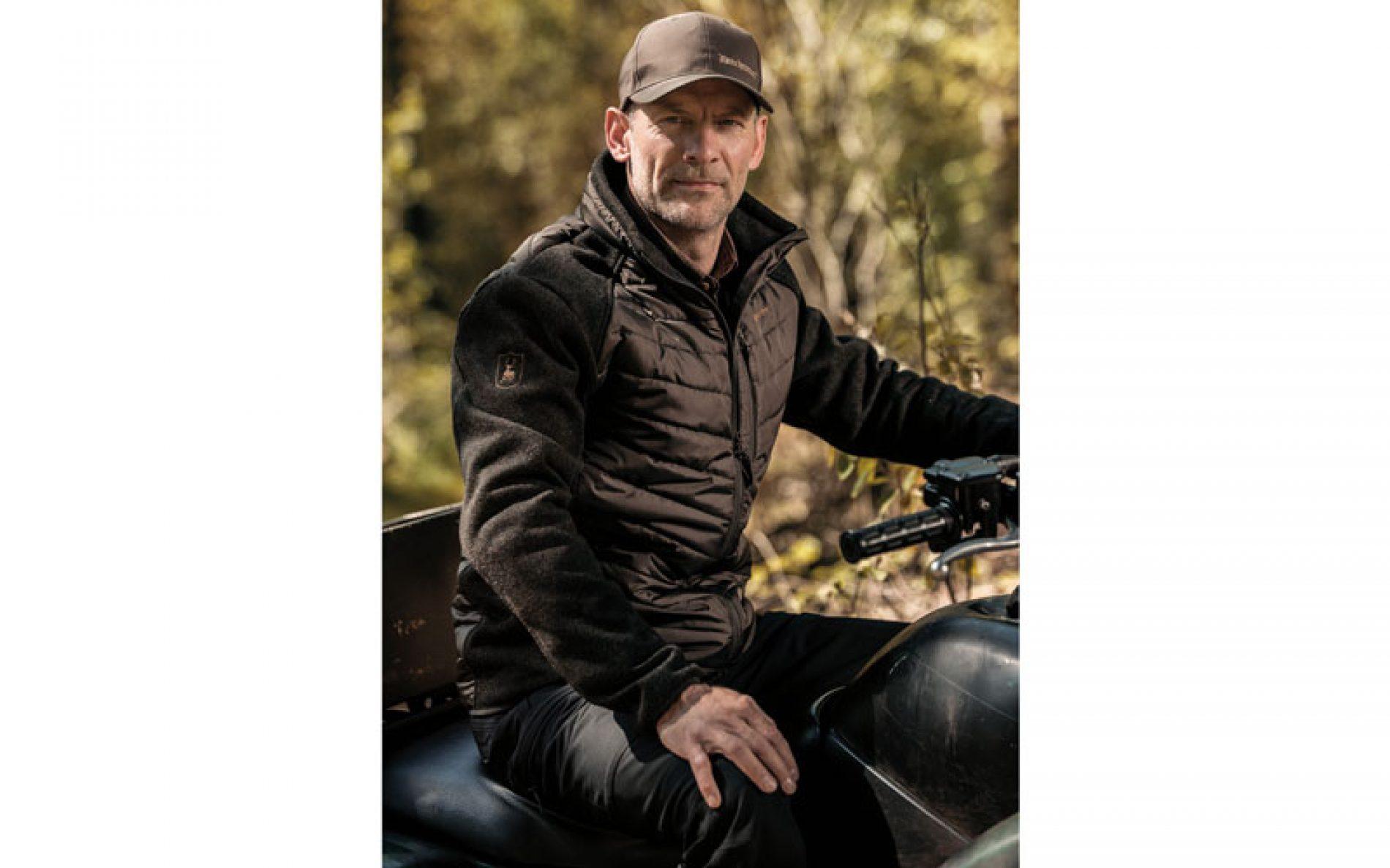 Chaqueta Moor de Deerhunter: calidad, aislamiento y comodidad, todo en uno