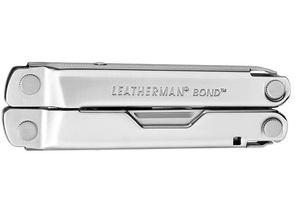 Leatherman cerrada