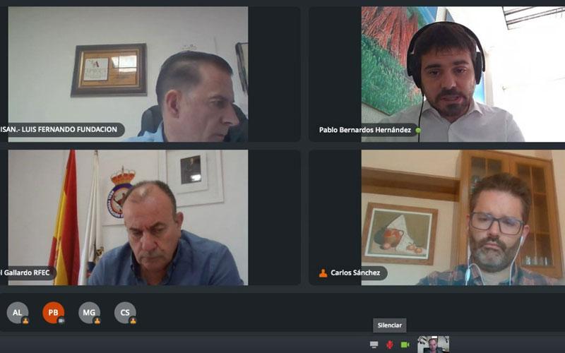 Reunión Ministerio Agricultura, RFEC y Artemisan sobre perdiz