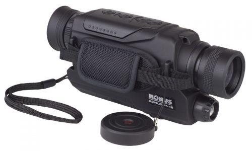 Konuspy-12 5x-40x, un monocular de visión nocturna de óptimas prestaciones