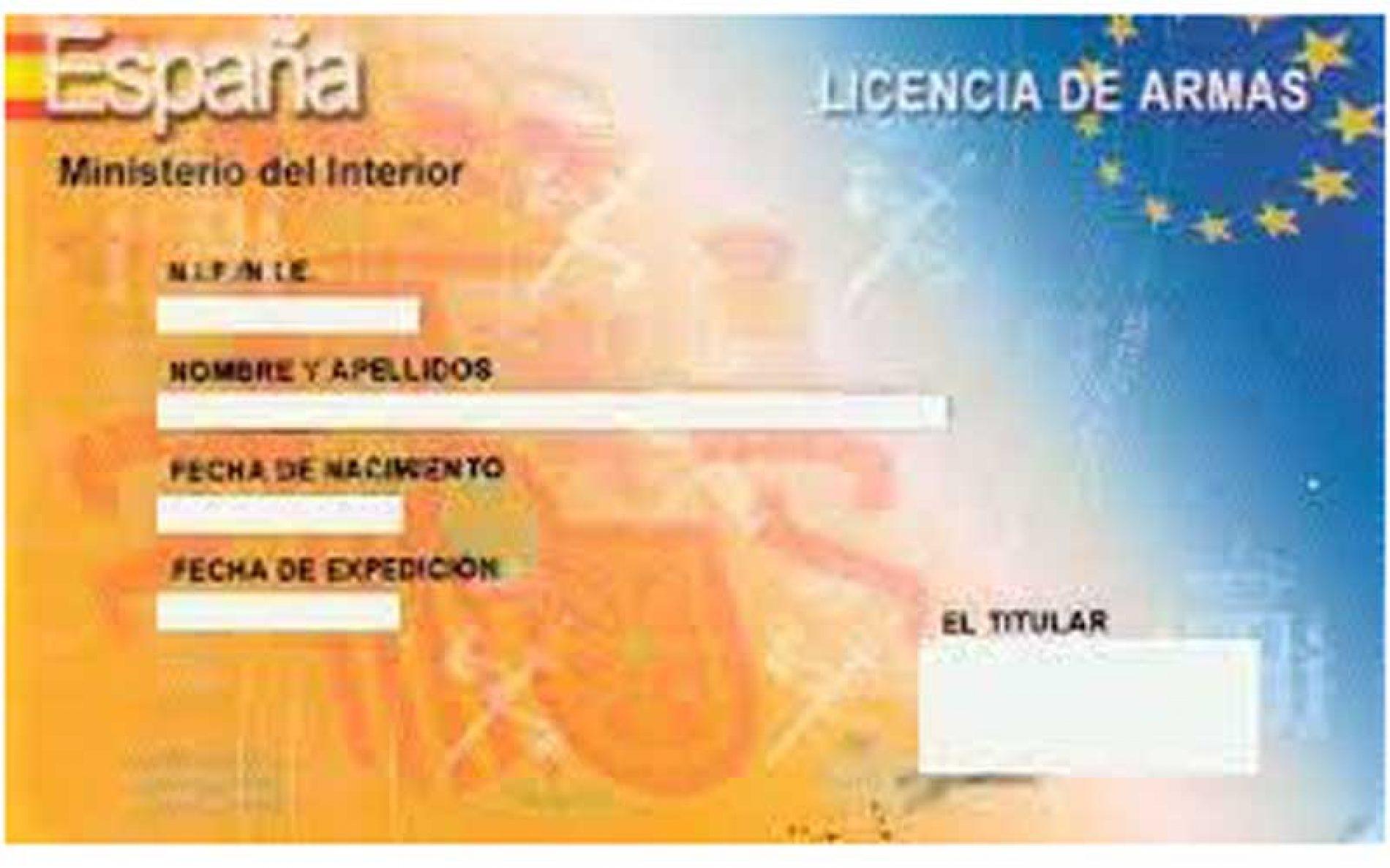 La Guardia Civil deja de comunicar por correo convencional la caducidad de las licencias de armas