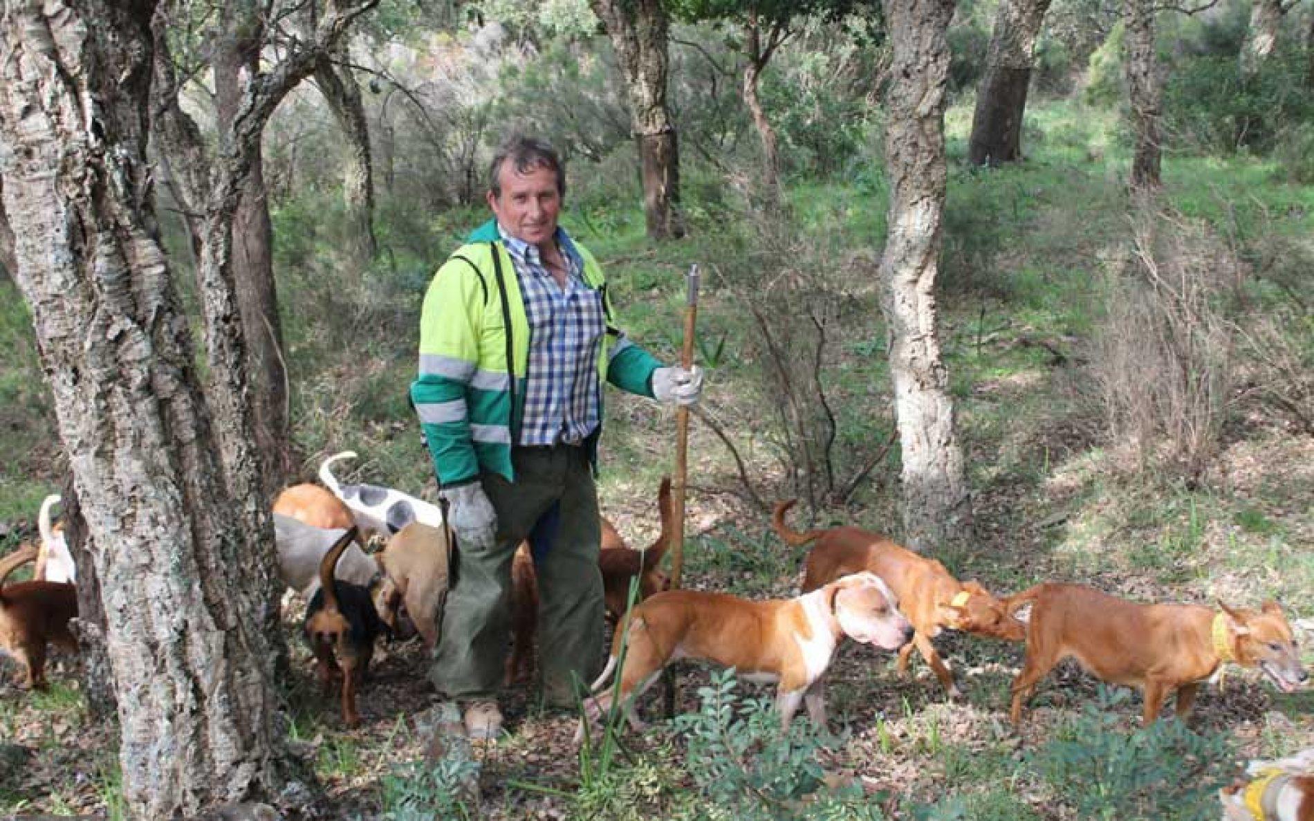"""El borrador del reglamento de caza en Castilla-La Mancha es un norma """"manifiestamente mejorable"""" para la AER"""
