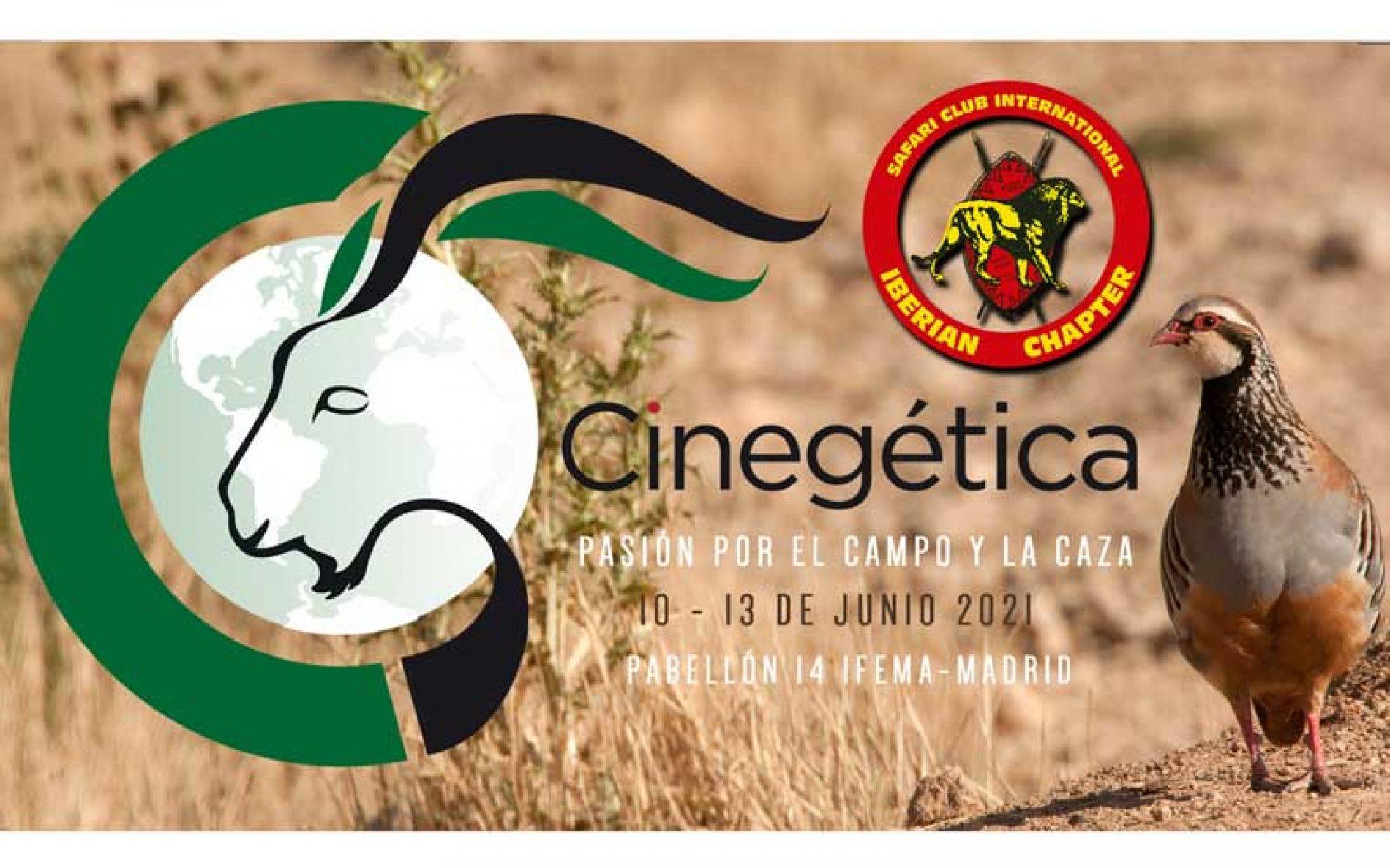 Los Premios Cinegética se entregarán en la cena Cinegética-SCI Iberian Chapter