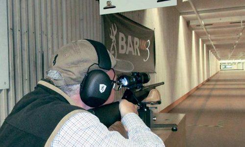 Browning X-Bolt SF.
