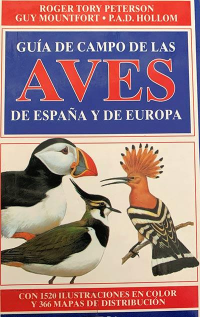 Guía de aves de Europa