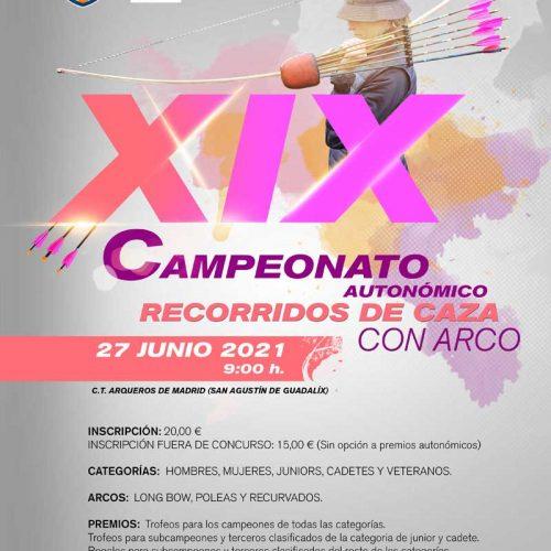La FMC organiza el XIX Campeonato Autonómico de RRCC con Arco