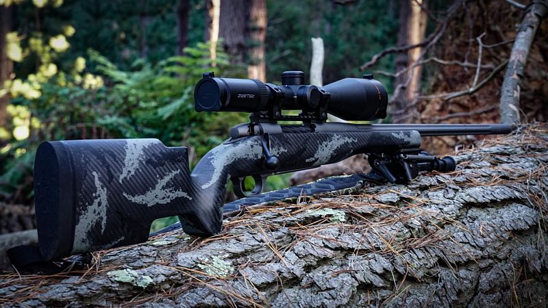 La gama THRIVE HD representa la gama alta destinada a la caza
