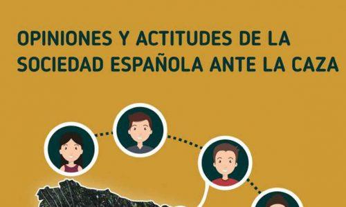 Un informe señala que para la mayoría de los españoles la caza es necesaria y positiva para el mundo rural