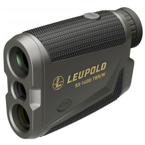Telémetro Leupold RX-1400i TBR/W, el más versátil y con más funciones de su clase