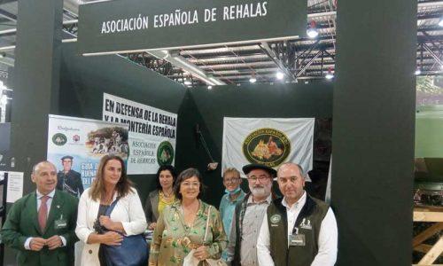 La Asociación Española de Rehalas en FECIEX 2021: el 30.º aniversario, un éxito histórico