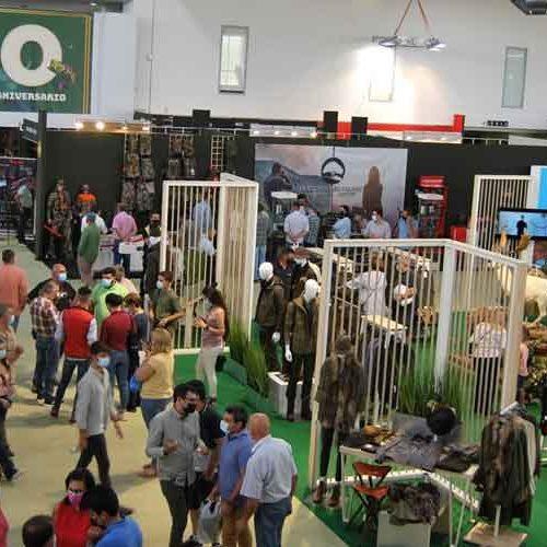 Finaliza FECIEX 2021, Feria de la Caza, Pesca y Naturaleza Ibérica, tras cuatro días de intensa actividad