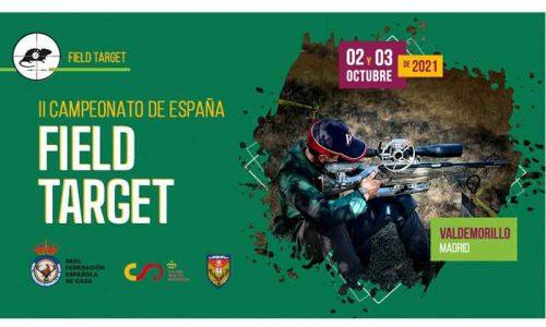 Valdemorillo acogerá el II Campeonato de España de Field Target
