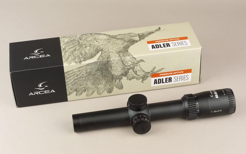 visores Adler Arcea