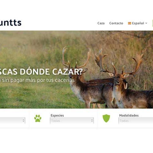 La app Micaza lanza Huntts, la nueva central de reservas cinegéticas online
