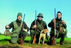 caza menor españa