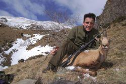 caza rebeco revista trofeo